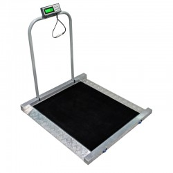 Large Wheelchair Scale 800lb x 0.2lb Tree LWC 800 Digital Weigh